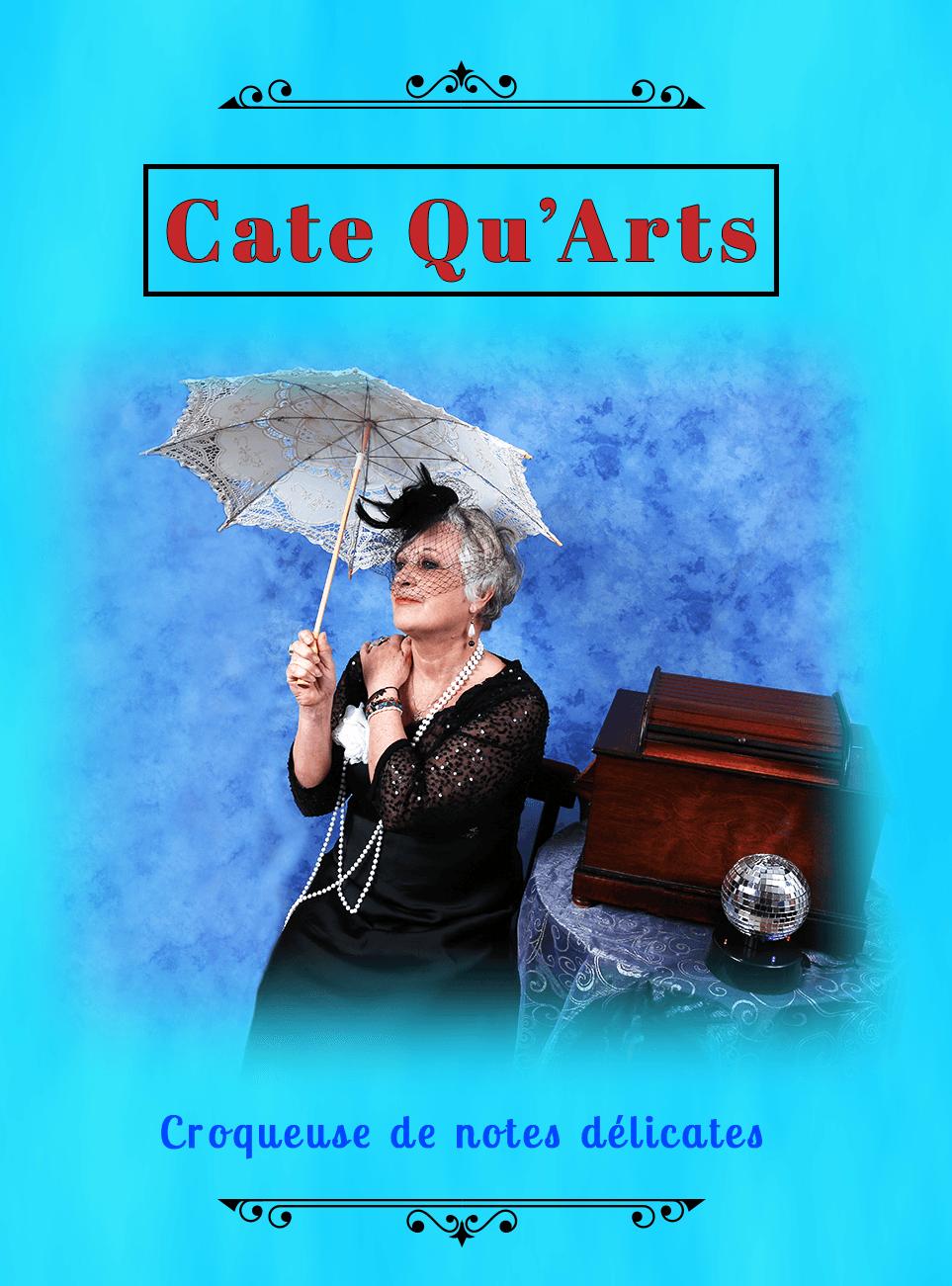 Cate Qu'Arts